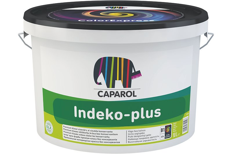 Indeko-plus Caparol sisevärv